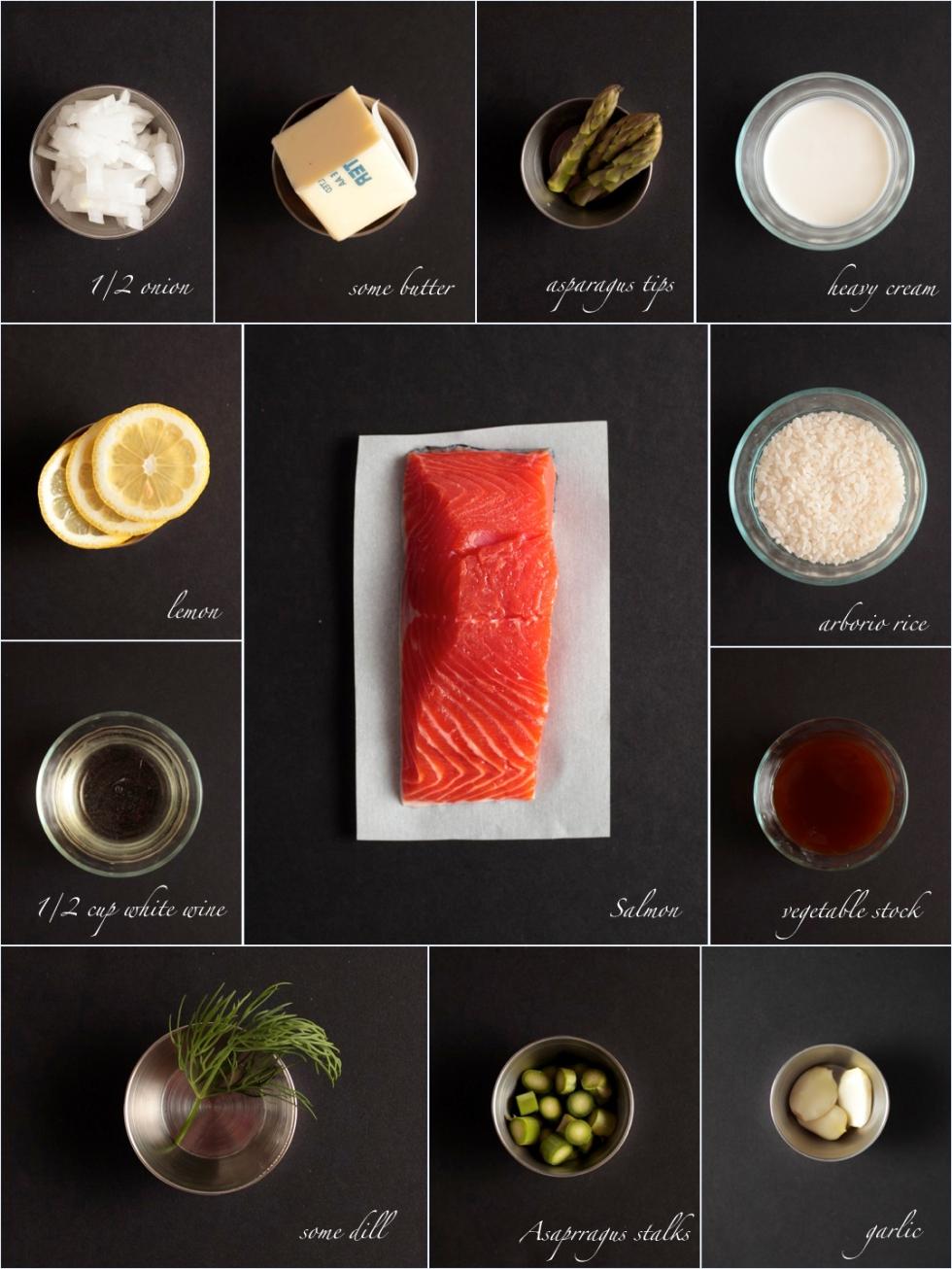 salmonRisottoIngredients