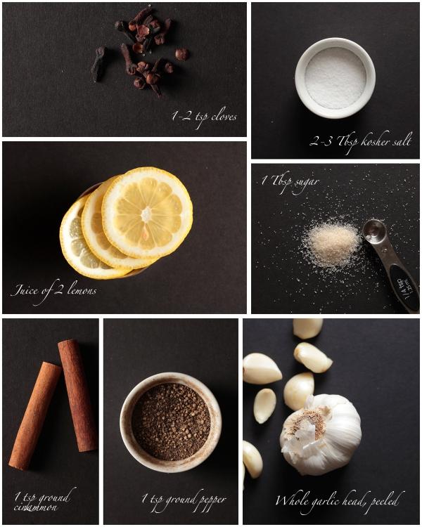 brineingredients
