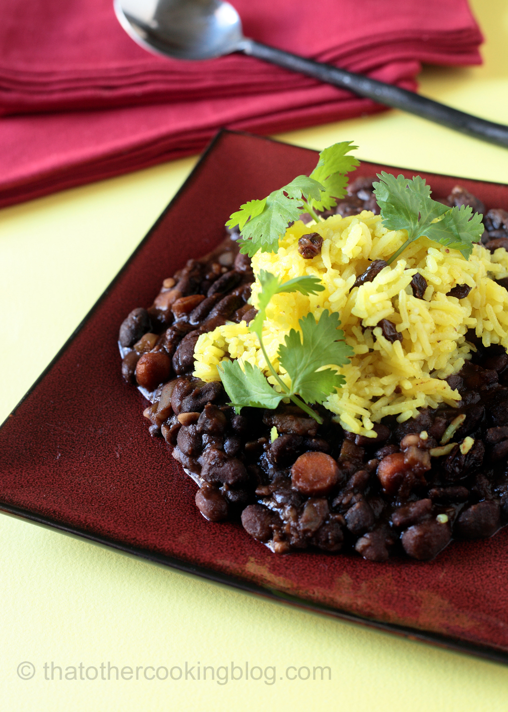 how to cook cuban black beans